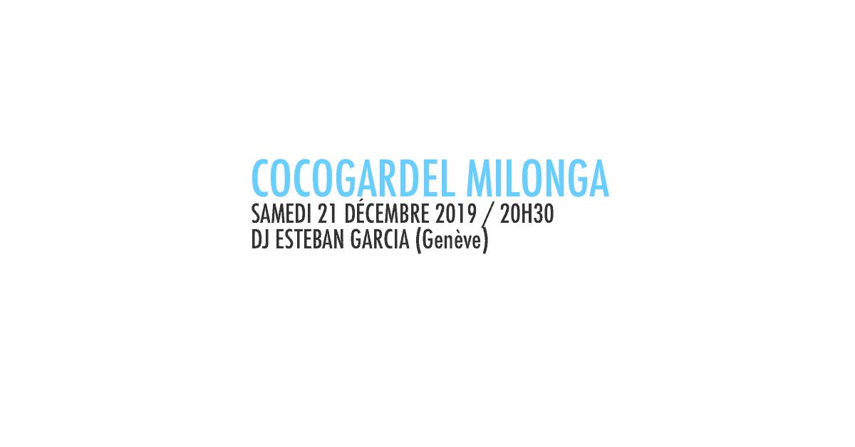 CocoGardel Milonga
